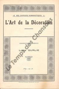 Art de la décoration (L')