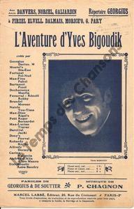 Aventure d'Yves Bigoudik (L')
