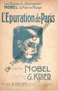 Epuration de Paris (L')