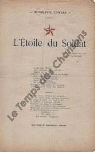 Etoile du soldat (L')