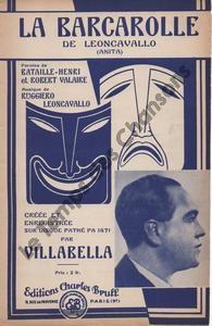 Barcarolle (La)
