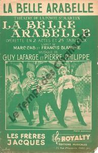 Belle Arabelle (La)