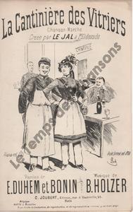 Cantinière des vitriers (La)