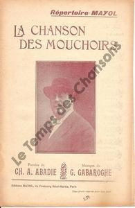 Chanson des mouchoirs (La)
