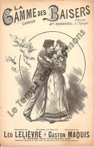 Gamme des baisers (La)