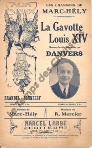 Gavotte Louis quatorze  (La)