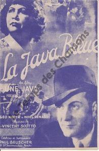 Java bleue (La)