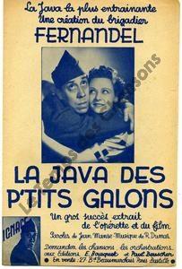 Java des p'tits galons  (La)
