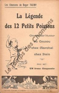Légende des douze Petits Poissons (La)