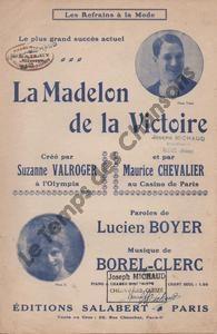Madelon de la victoire (La)