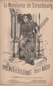 Mendiante de Strasbourg (La)