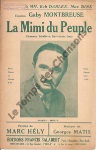 Mimi du peuple (La)