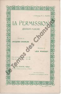 Permission (La)