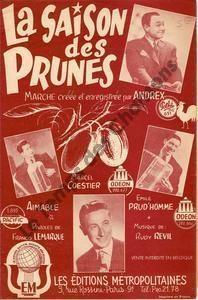 Saison des prunes (La)