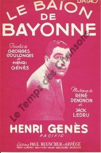 Baïon de Bayonne (Le)