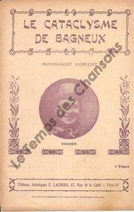 Cataclysme de Bagneux (Le)