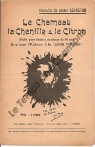 Chameau, la chenille et le citron (Le)