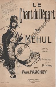 Chant du Départ (Le)