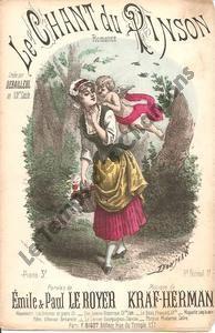 Chant du pinson (Le)
