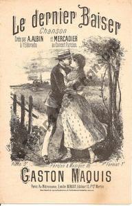 Dernier baiser (Le)