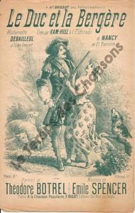Duc et la bergère (Le)