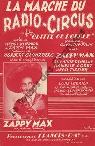 Marche du radio-circus (La)