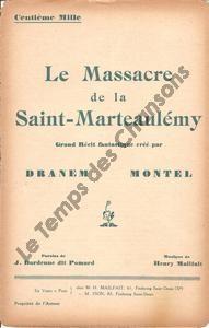 Massacre de la Saint-Marteaulémy (Le)