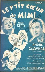 P'tit coeur de Mimi (Le)