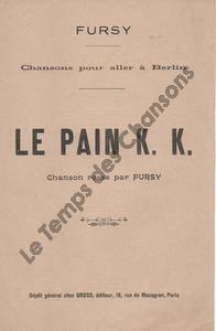 Pain K.K (Le)