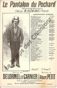 Pantalon du pochard (Le)