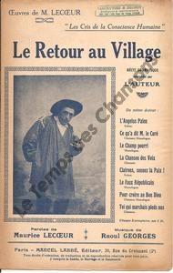 Retour au village (Le)