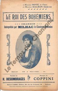 Roi des bohémiens (Le)