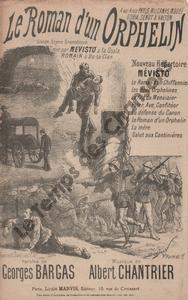 Roman d'un orphelin (Le)