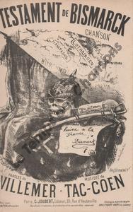 Testament de Bismarck (Le)