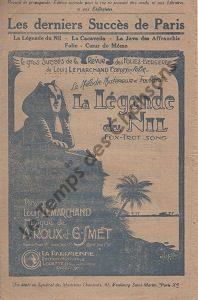 Légende du Nil (La)