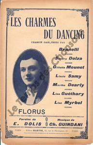 Charmes du dancing (Les)