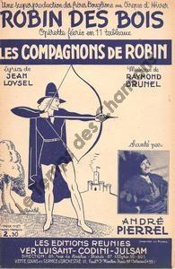 Compagnons de Robin  (Les)