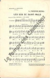 Gâs de Saint-Malo (Les)