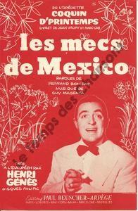 Mecs de Mexico (Les)