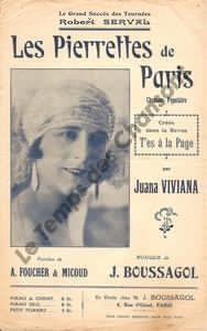 Pierrettes de Paris (Les)