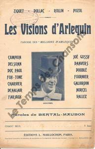 Visions d'arlequin (Les)