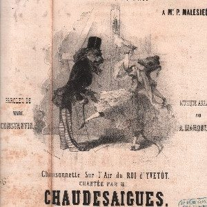 Lion du boulevard et le rat de l'Opéra (Le)