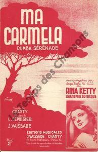 Ma Carmela