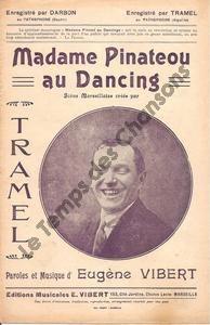 Madame Pinateou au Dancing