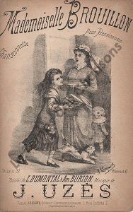 Mademoiselle brouillon