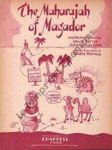 Maharajah of Magador (The)