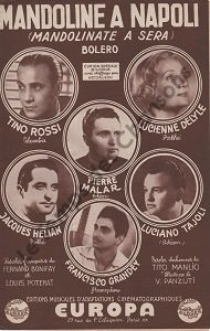 Mandoline a Napoli