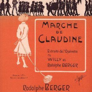 Marche de Claudine