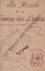 Marche de la Commune libre de Saint-Fargeau (La)