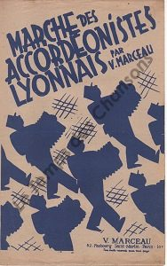 Marche des accordéonistes Lyonnais